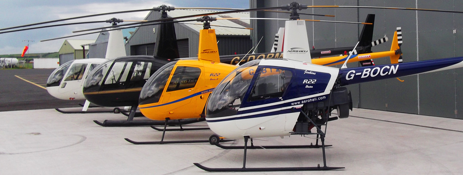 Aero-Heli Banner