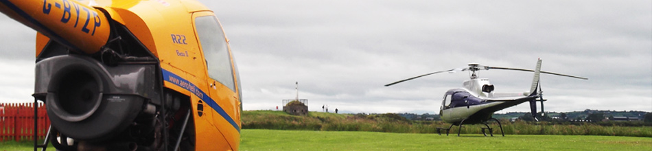 Helicopter Training Northern Ireland